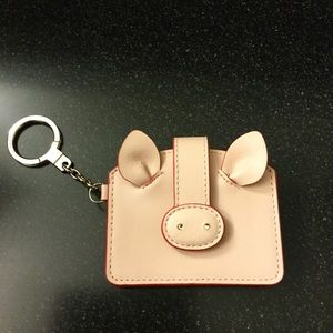 Pig Card Case Year of the Pig NWT